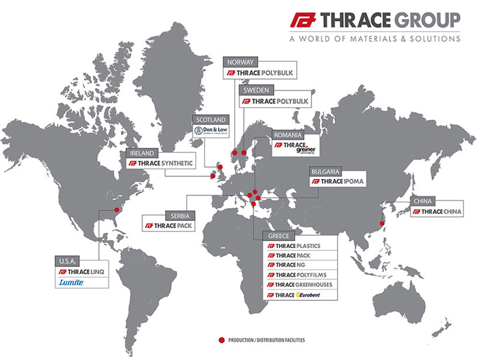 Thrace Group Companies